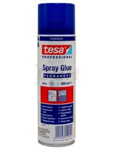 Клей-спрей постоянной фиксации tesa 60021