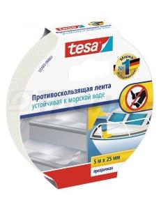 Клейкая лента для защиты от скольжения tesa 55583